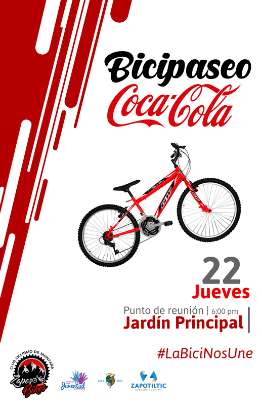 BICI PASEO COCACOLA